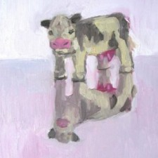 reflected-cow-gautam-rao